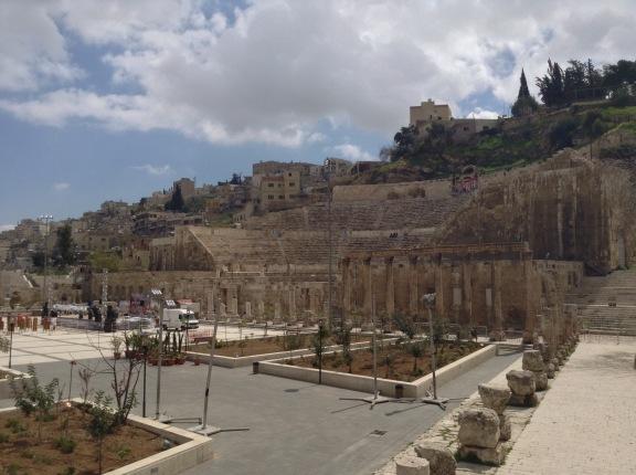 Römisches Theater in Amman