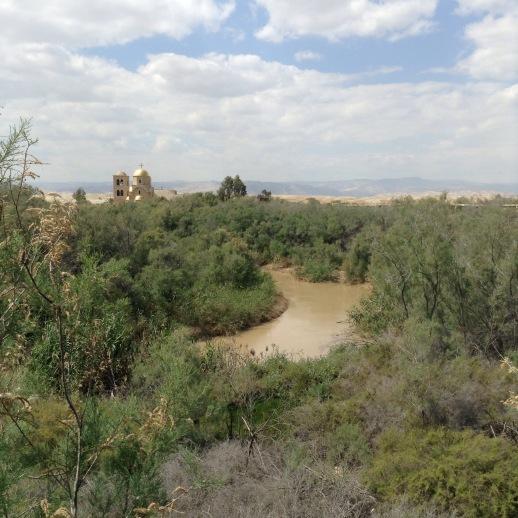 Fluss Jordan