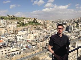 Blick zur Zitadelle von Amman