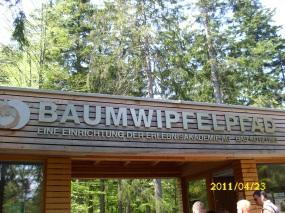 BayerischerWald-Baumwipfelpfad-Eingang