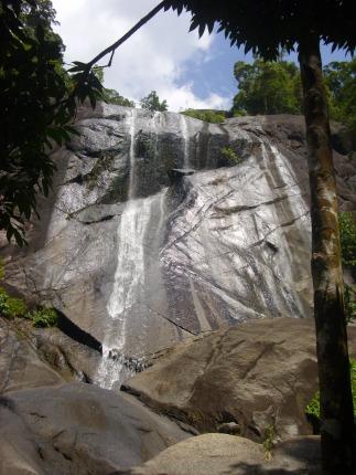 Air Terjun - Wasserfall