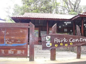 Taman Negara - Park Center