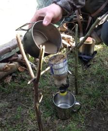 Trinkwasser2017-Filterfüllen